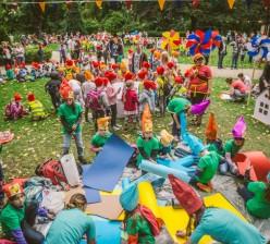 Festiwal Krasnoludków 2015 - Miasto Wrocław - impreza dla dzieci
