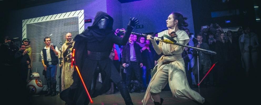 Premiera Star Wars Wrocław 2
