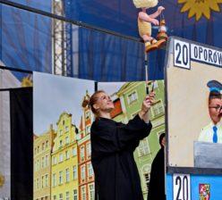 Wrocławski Festiwal Krasnoludków 2016 - największa impreza dla dzieci we Wrocławiu.