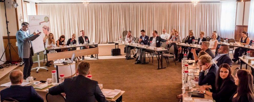 Konferencja i bankiet Pflegehelden Franchise, Wrocław 2016.