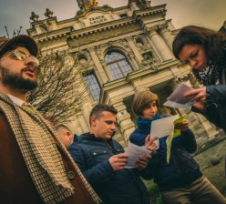 Gra Miejska Morderstwo w Breslau - Najpopularniejsza gra miejska we Wrocławiu.