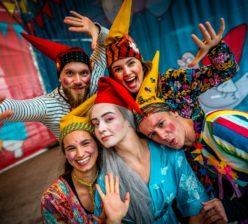 Specjalna gra miejska na 10. Festiwalu Krasnoludków Wrocław