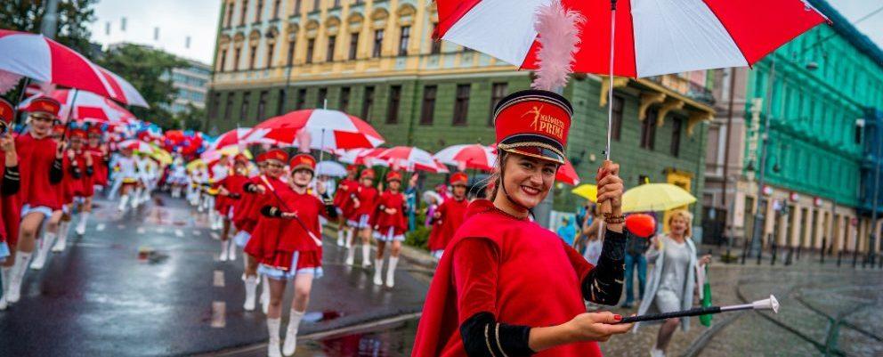 Korowód Nadziei 10 Festiwal Krasnoludków Wrocław