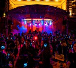 Silent Disco na Wrocławskim Festiwalu Krasnoludków
