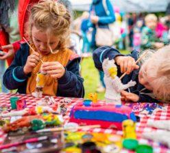Warsztaty dla dzieci Exploring Events