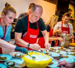 Warsztaty Kulinarne i Gra miejska