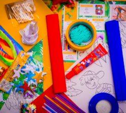 Zestaw DIY - box prezentowy dla firm