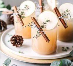 Wigilia Firmowa - online - świąteczne drinki