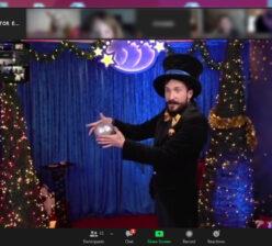 Pokaz Iluzji Online - Exploring Events